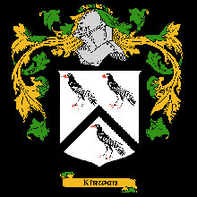Kirwan Family Crest Galway City