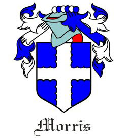 Morris Family Crest - Galway City